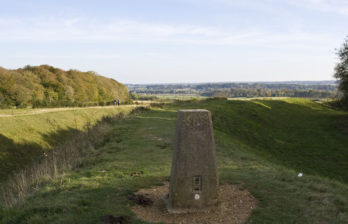Badbury Rings Point To Point