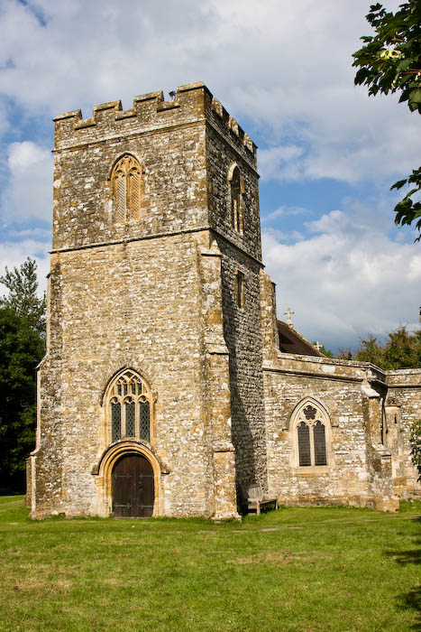 Pulham Church Dorset